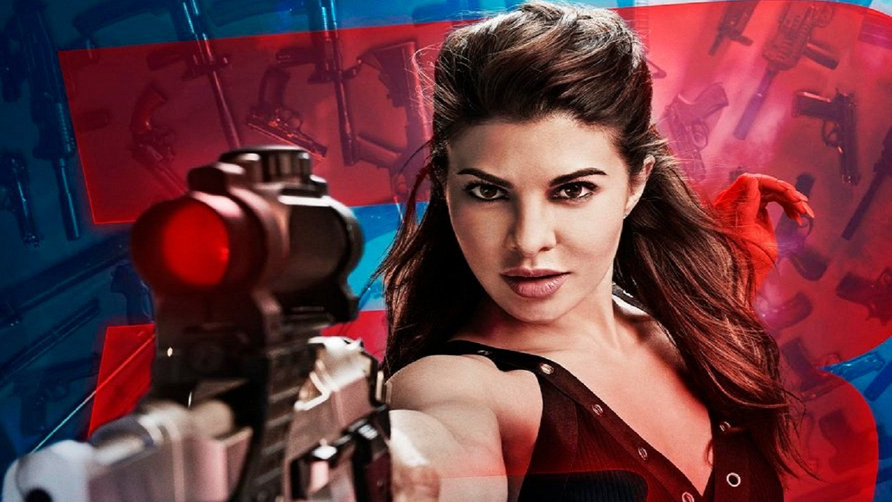 Jacqueline Fernandez suffers minor eye injury on sets of Race 3 in Abu Dhabi resumes shooting after treatment