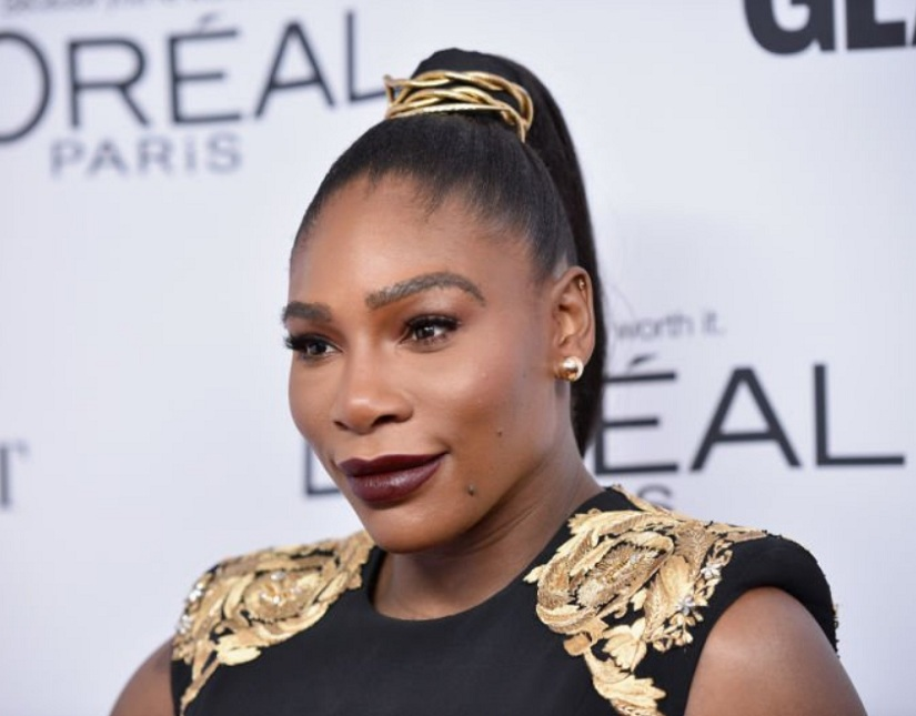 Serena Williams to launch cosmetic range files trademark for Aneres