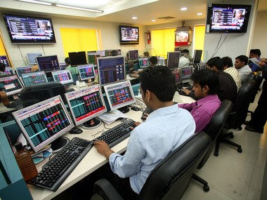 Sensex breaks twoday rally down 130 points on global cues realty auto banking stocks fall
