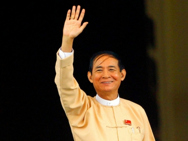 Aung San Suu Kyi ally Win Myint elected Myanmar president sweeps nearly twothird of votes in parliament