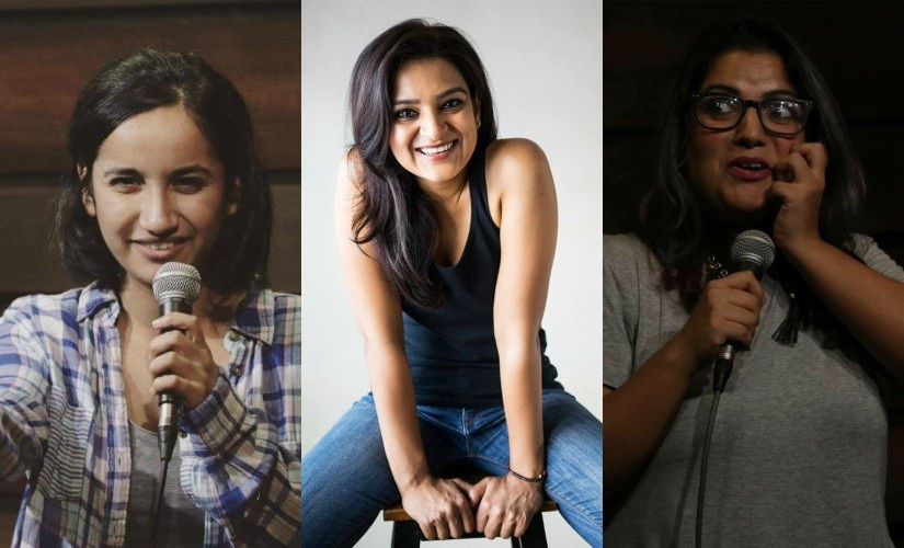 Standup for feminism Indian women comics are making patriarchy the punchline in their acts