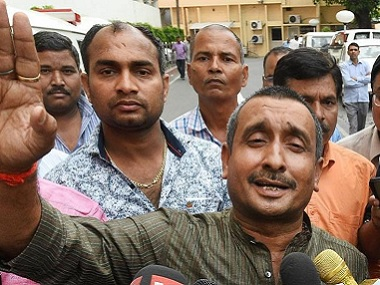 Unnao rape case Kuldeep Singh Sengar BJP MLA accused of raping 18yearold is a known political turncoat