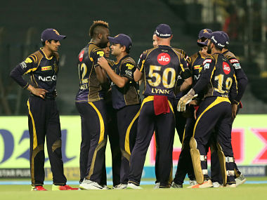 KKR bowled out Delhi Daredevils for just 129 runs in 13th match of IPL 2018. Sportzpics