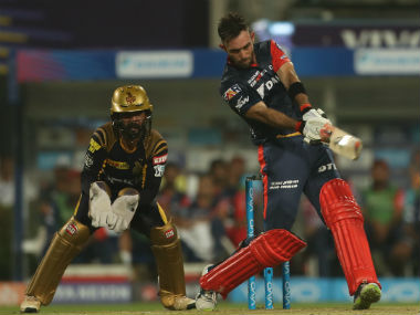 Glenn Maxwell returned to form after two failures, top-scoring for DD with a 22-ball 47. Sportzpics