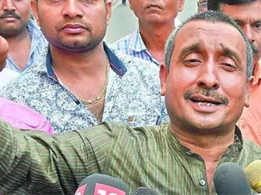 Unnao rape case Updates UP Police constitutes SIT to probe accident kin of truck driver owner deny connections with Kuldeep Sengar