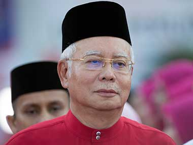 Former Malaysian PM Najib Razak to take short break to spend time with family amid graft allegations