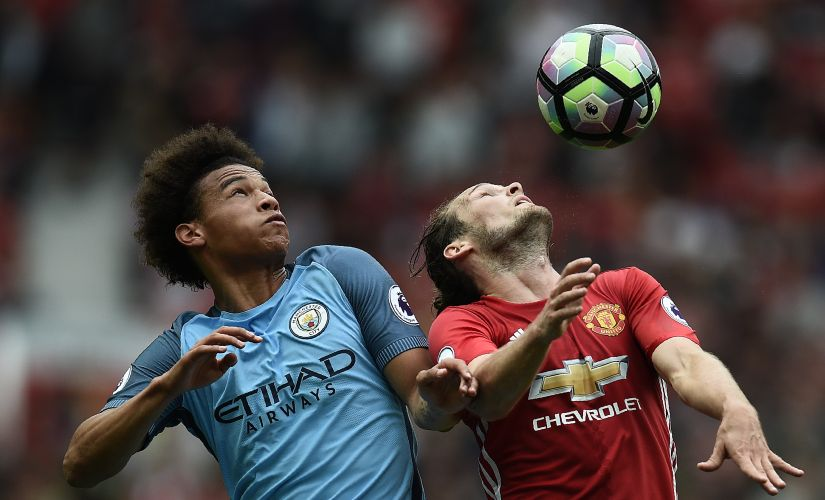 Derby delight From allimportant Manchester derby to clash of Milan titans big rivalries on show this week