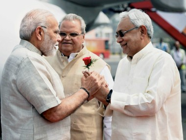 Narendra Modi in Bihar PMs development pitch renewed bonhomie with Nitish Kumar a fillip to NDAs 2019 push