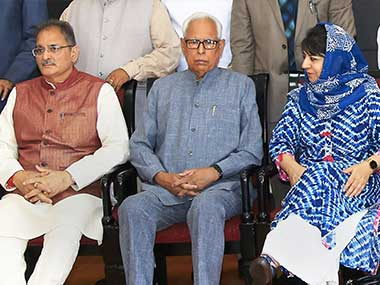 Kathua case just a small incident Jammu and Kashmir deputy CM Kavinder Gupta causes stir hours after being sworn in