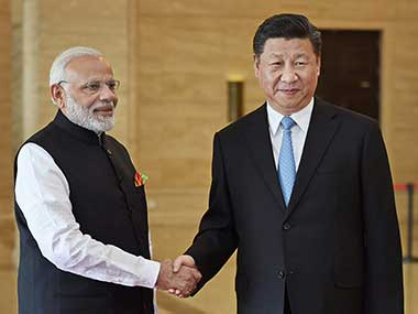 Narendra Modi in China PM holds talks with Xi Jinping says he will be happy to host 2019 summit in India