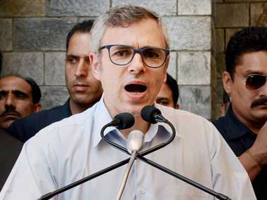 Omar Abdullah clarifies why he decided to support rival PDP says governors report on horsetrading should be made public