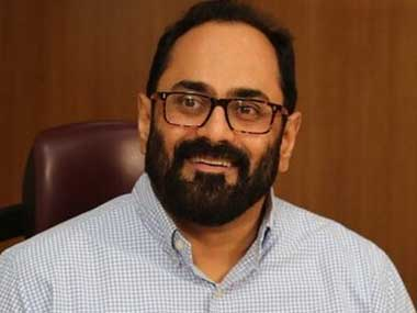 Rajeev Chandrasekhar resigns as board director of Republic TV says decision taken as he is now BJP MP