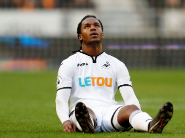 Premier League: Swansea City's Renato Sanches has no chance of going to World Cup in Russia, says coach Carlos Carvalhal
