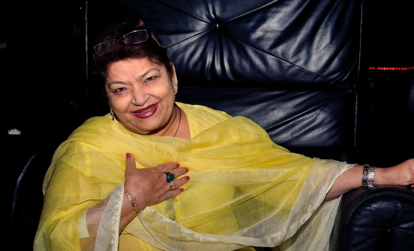 Saroj Khan recovering in hospital tested negative for COVID19 Kunal Kohli confirms with choreographers son