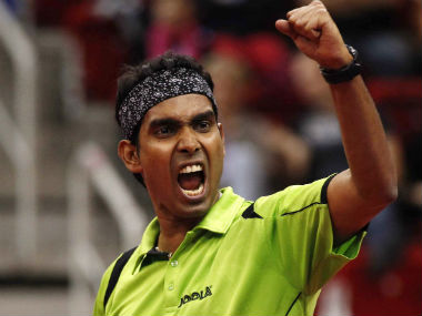 Veteran Sharath Kamal bags ninth national title to break longstanding record Archana Kamath wins womens singles