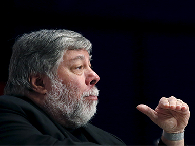 Apple cofounder Steve Wozniak joins gender discrimination debate says Apple Card algorithm gave wife lower credit limit
