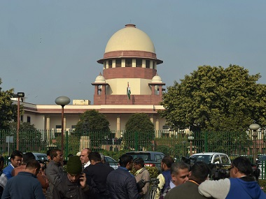 Govt returns SC collegium recommendation to elevate judge How the NDAjudiciary conflict unfolded