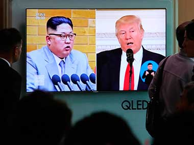 Donald Trumps love of adulation Kim Jonguns need for recognition Analysts guess outcome of USNorth Korea summit