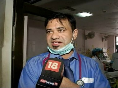 Gorakhpur hospital tragedy Kafeel Khan writes letter from jail says he did everything a doctor should