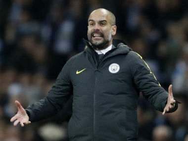 Premier League: Manchester City manager Pep Guardiola says derby loss shows how tough it is to keep going every match