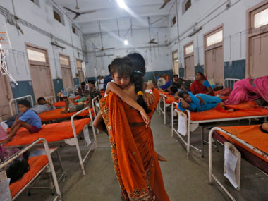 31 children die in 10 days at Muzaffarpur due to suspected Acute Encephalitis Syndrome several others admitted to ICUs