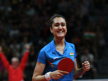 Asian Games 2018 Paddlers Manika Batra Sharath Kamal Sathiyan Gnanasekaran progress to singles prequarters