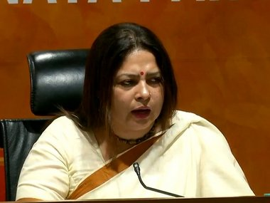 Contempt of court case Meenakshi Lekhi says apology of Rahul Gandhis lawyer not enough Congress president should apologise in writing