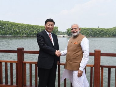Narendra ModiXi Jinping meet Beyond bonhomie and symbolism of Wuhan Summit some stark differences remain