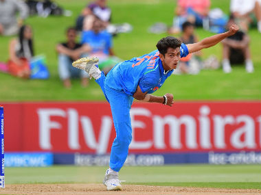 Kamlesh Nagarkoti has bowed out of the IPL without even making his debut. AFP