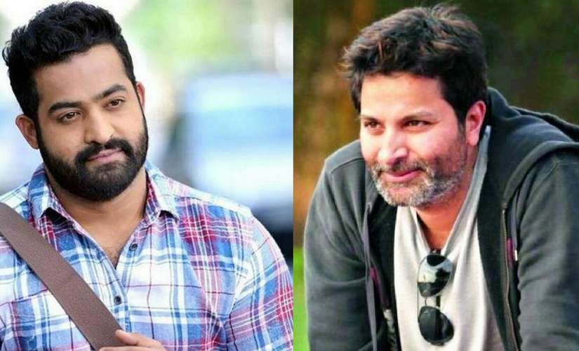 Junior NTRTrivikram film aka NTR 28 confirmed for October release first shoot schedule completed