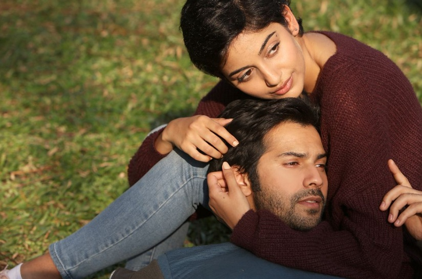 October movie review Varun Dhawans innocent charm sits well with this sweetsadfunny film