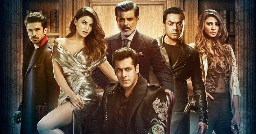 Race 3 Multiple endings reportedly being shot to keep climax of Salman Khanstarrer under wraps
