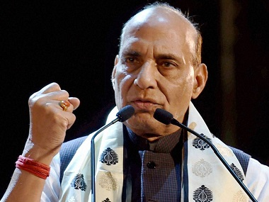 Days after row over Naseeruddin Shahs remarks Rajnath Singh says no country in the world as tolerant as India