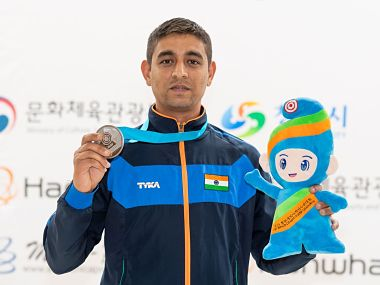ISSF World Cup Shahzar Rizvi provides lone silver lining in Korea as busy season looms ahead for Indian shooters