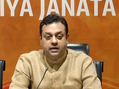 Govt doesnt influence US on invitations says Sambit Patra after Sisodia Kejriwal dropped from Melania Trumps Delhi school visit