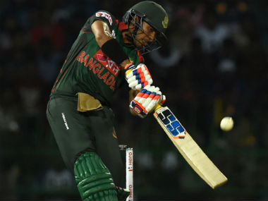 Soumya Sarkar scored 73 off 68 balls as Bangladesh beat India by six wickets in the ACC Emerging Teams Cup. AFP