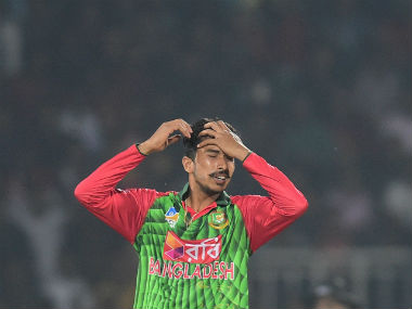 Soumya Sarkar was one of the Bangladesh players missing out on a national contract. AFP