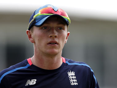 Former England spinner Dom Bess is excited to see young Dom Bess operate for the country in Tests. AFP