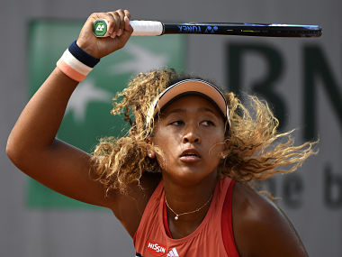 French Open 2018 Naomi Osaka says most awkward player suits her better than coolest thing in tennis tag