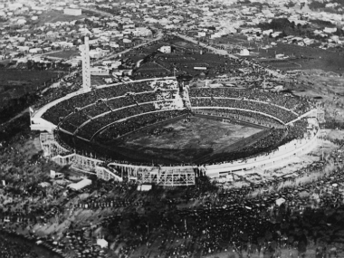 FIFA World Cup moments After months of drama hosts Uruguay made history by winning inaugural tournament in 1930