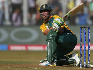 File image of AB de Villiers in South African colours. Reuters