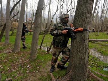 Militants attack 44 Rashtriya Rifles army camp in Jammu and Kashmirs Shopian no loss of life reported