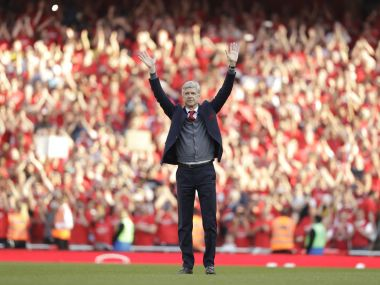 Former Arsenal manager Arsene Wenger says matches without spectators only shortterm solution