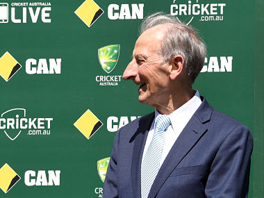 File picture of Bill Lawry. AFP