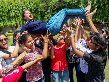 CBSE Class 10th result 2018 declared Four tie for top spot 925 differentlyabled students clear exam key points
