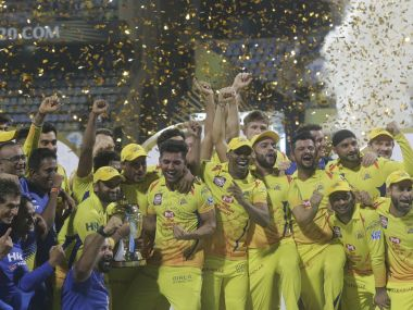Chennai Super Kings players felt they were destined to win the 2018 IPL. AP