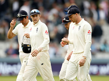 England dropped four catches and missed one other obvious chance -- a marked contrast to an impressive display by an often-criticised Pakistan slip cordon. Reuters