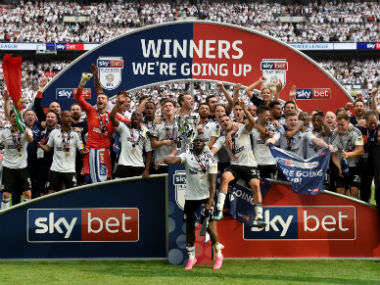 Fulham earn promotion to Premier League with narrow win over Aston Villa in English Championship playoff final
