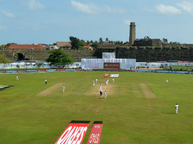 Galle cricket stadium in Sri Lanka too came under the scanner, where the pitches were alleged doctored. AFP