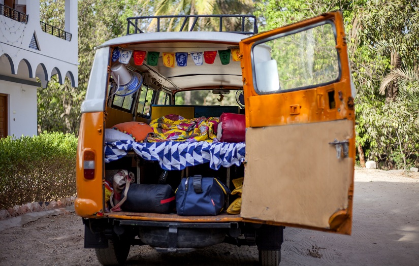 Caravan Chronicles Building a homeonwheels and setting off on a 100day road trip across India